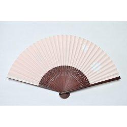 画像2: <琳風扇>白菊紅葉図