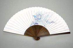画像1: 洋花シリーズ ブルーバラ図